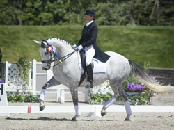 Tanya Rennie and DeJure Showing